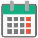 Icon Calendar Schedule Event Date Month Icons