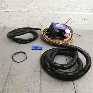 18 Circuit Wiring Harness : 12v 18 circuit 12 fuse universal wiring harness kit model ~ A.2002-acura-tl-radio.info Haus und Dekorationen