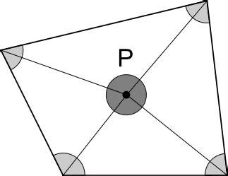 Somma Angoli Interni Poligoni - somma angoli interni quadrilatero