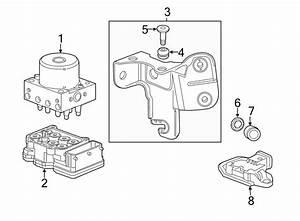Chevrolet Trax Abs Control Module