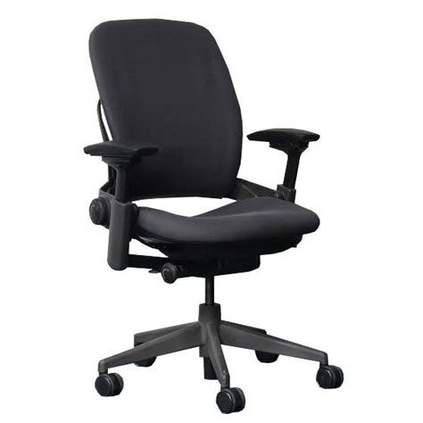 steelcase leap v2 used task chair midnight national
