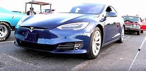 Refreshed Tesla Model S Performance Sets 1  4