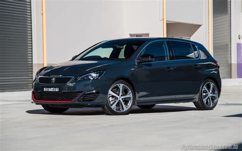 2016 Peugeot 308 Gti 250 Review Video Performancedrive