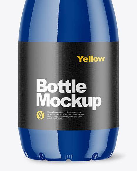 Subscribe us for more psds and mockups. دانلود موکاپ بطری شیشه ای Glossy Bottle Mockup 48260 | تایم کد