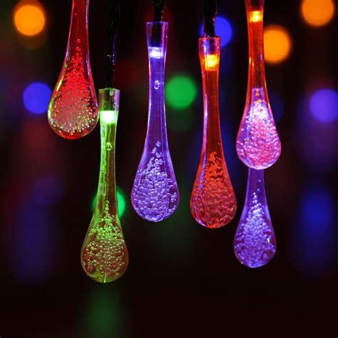 cheap string lights 2017 waterproof 30 led string light 5m solar