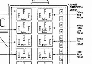 2005 Dodge Grand Caravan Fuse Box Diagram 41 Wiring