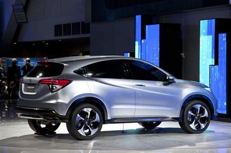 Honda Urban Suv Concept  Car Interior Design
