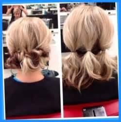 short-hair-messy-bun-hairstyles-hairdos-hair-styles-hair-do-updos-easy