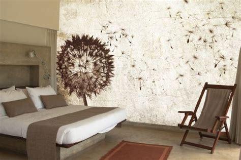 Dandelions in the Wind, Zazous wallpaper murals