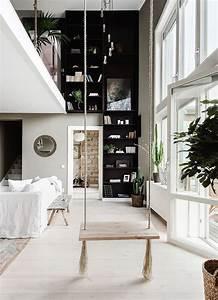 Schaukel Für Balkon : die besten 25 schaukel f r drinnen ideen auf pinterest ~ Lizthompson.info Haus und Dekorationen