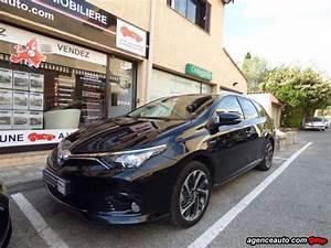 Toyota Auris Design : toyota auris touring sports 1 8 hybride 136h design cvt auto occasion cannes pas cher voiture ~ Medecine-chirurgie-esthetiques.com Avis de Voitures
