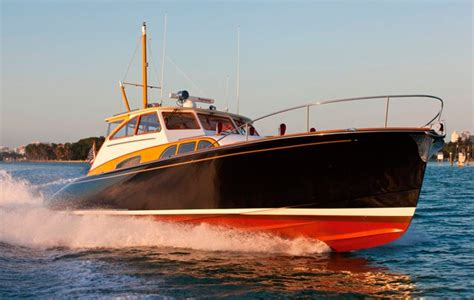 Billy Joel Boat by Billy Joel Designs 57ft Commuter Yacht With Zurn Design