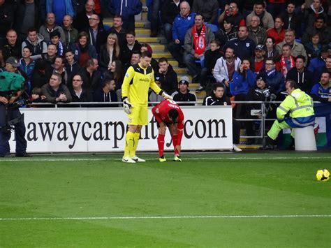 DSC05149   03/11/13 Cardiff City v Swansea, Premier League ...