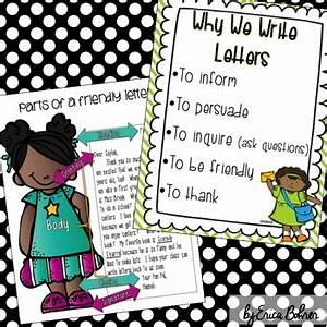 letter writing by erica bohrer teachers pay teachers With books to teach letter writing