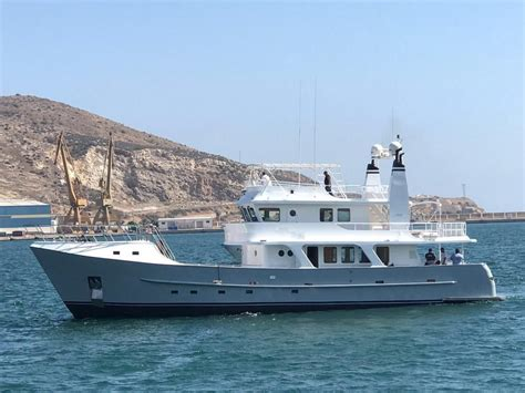 Expedition Boats For Sale by 1999 Inace 83 Expedition Explorer Power Boat For Sale
