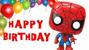 Happy Birthday Spiderman | www.pixshark.com - Images ...