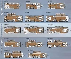 Fleetwood Prowler Travel Trailer Floor Plans