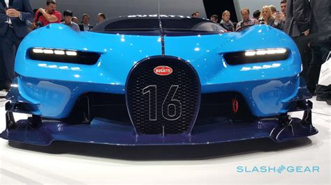 See, that's what the app is perfect for. Bugatti's Vision Gran Turismo is insane in real-life Gallery - SlashGear