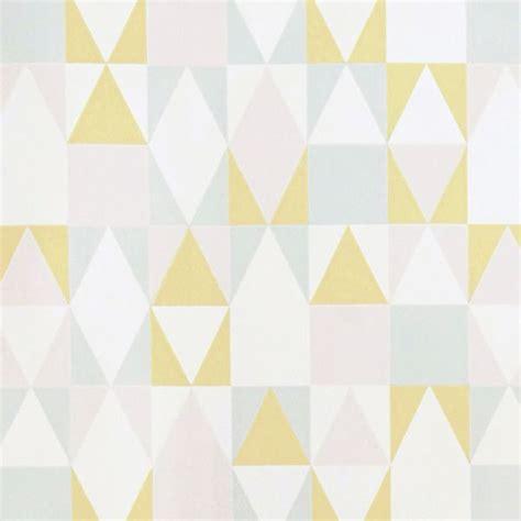 mobilier chambre design papier peint graphique au design scandinave