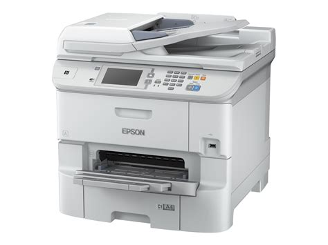imprimante bureau epson workforce pro wf 6590dwf imprimante multifonctions