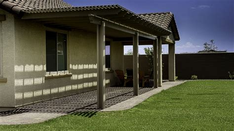 pergola patio cover alumawood arizona living landscape design