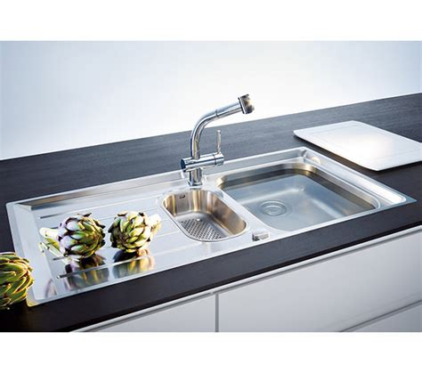 neptune kitchen sink franke neptune nex 251 stainless steel 1 5 bowl kitchen 1065