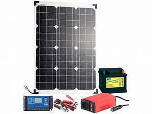 Solaranlage Mit Batterie : revolt solarpanel 50 w mit blei akku laderegler ~ Whattoseeinmadrid.com Haus und Dekorationen