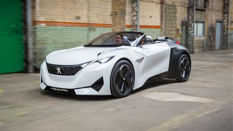 This is Peugeot's Fractal concept, and it looks excellent ...