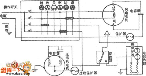 Huali Kcd Type Window Air Conditioner Diagram