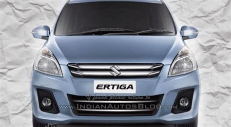 Nantikan Hadirnya Suzuki Ertiga Facelift 2015  Promo Dan