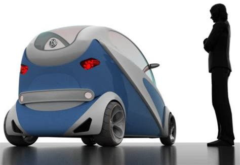 A Zero Emission Concept Microcar For Urban Travel