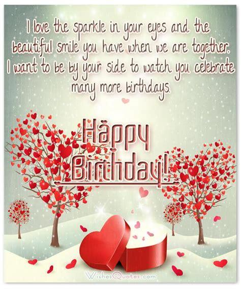 Happy Birthday Wishes Quotes Love