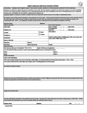 employee statement form employee statement form fill printable fillable