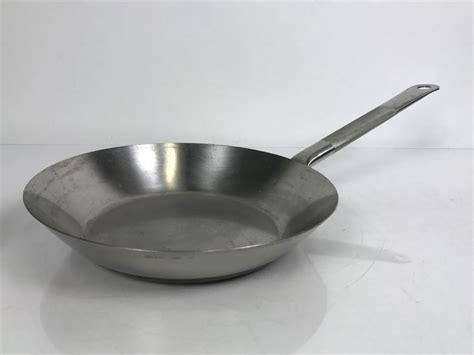 magnalite professional cookware   revere ware copper clad skillet
