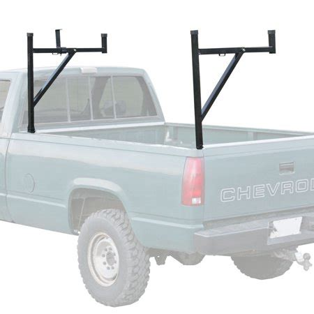 pickup truck ladder rack  removable support arms