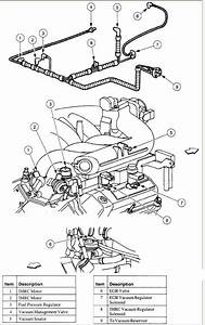 Cv 4940  Vacuum Diagram For 2000 Ford E150 Econoline Van