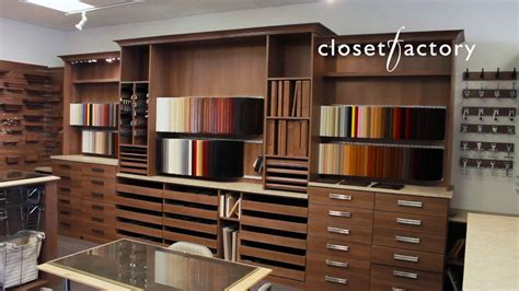 Closet Factory by Closet Factory Visit Our Los Angeles Showroom