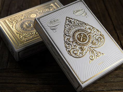 awesome playing card deck designs web graphic