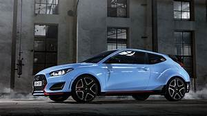 2021 Hyundai Veloster N Debuts With New 8