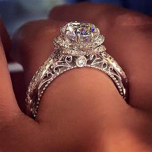 Verragio venetian 5051r 045ctw diamond engagement ring for Great wedding rings