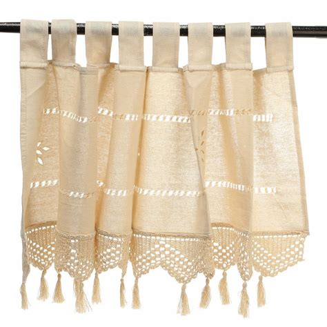 country style kitchen curtains country style cotton linen embroidery cafe curtain 6208
