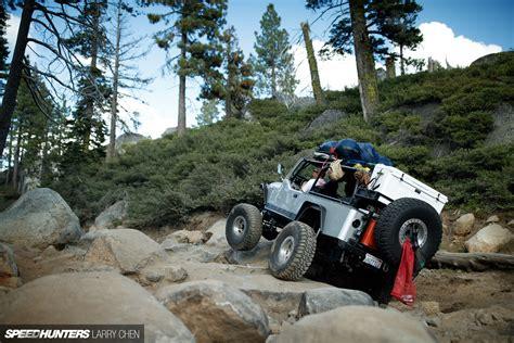 rubicon trail off road adventuring on the rubicon trail speedhunters