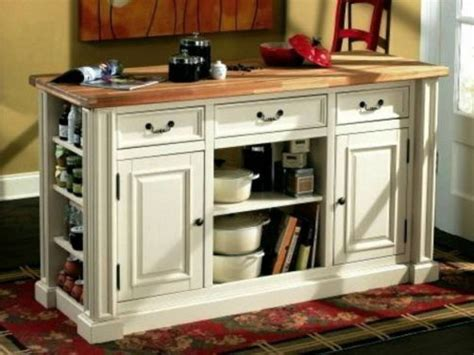 Standing Kitchen Furniture by 20 Ideas Of Free Standing Kitchen Sideboard