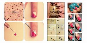 Best easy nail art tutorials for beginners
