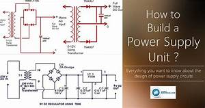 Design A Power Supply Circuit