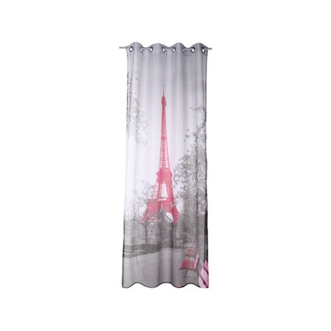 voilage 140x250cm d 233 coration fen 234 tre rideau design d 233 co chambre ados kolorados
