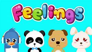 Kids learn to Recognize Feelings & Emotions | Baby Panda ...