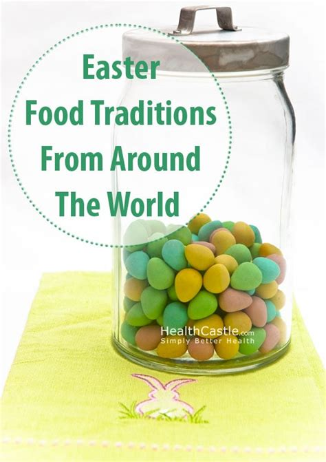 food traditions   world easter