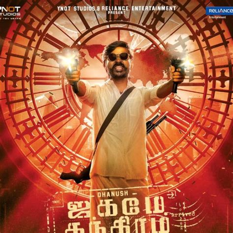 The movie starring dhanush, sanchana natarajan, aishwarya lekshmi and james cosmo in. How 'Jagame Thanthiram' is going to be different from Dhanush's previous gangster movies?