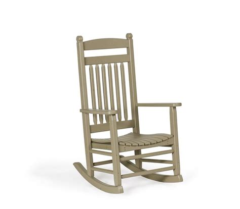 polywood rocking chair from dutchcrafters amish furniture